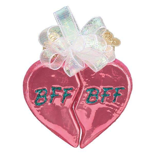 BFF Hearts 30054 Old World Christmas Ornament