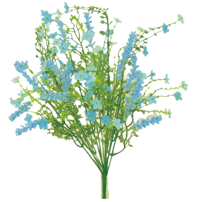 Blue Baby's Breath Filler Bush 30356BL