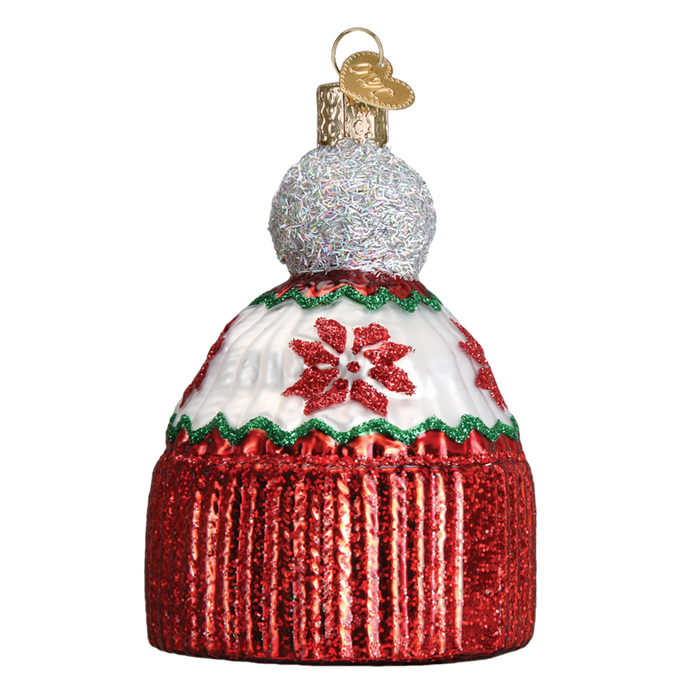 Holiday Beanie 32280 Old World Christmas Ornament