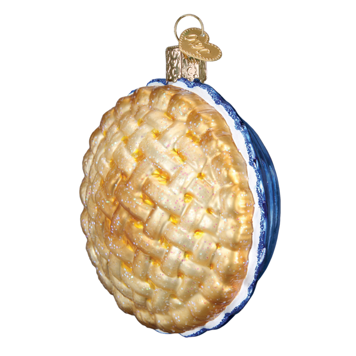 Apple Pie 32343 Old World Christmas Ornament