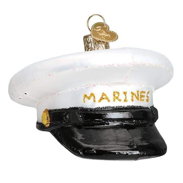 Marine's Cap 32378 Old World Christmas Ornament