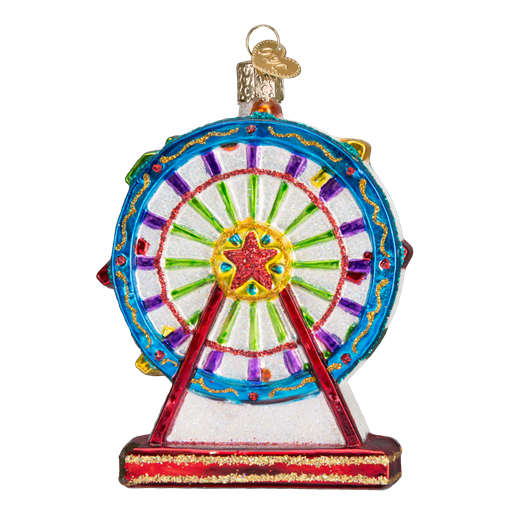 Ferris Wheel 36171 Old World Christmas Ornament