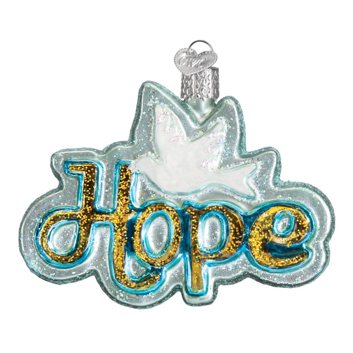 Hope 36211 Old World Christmas Ornament