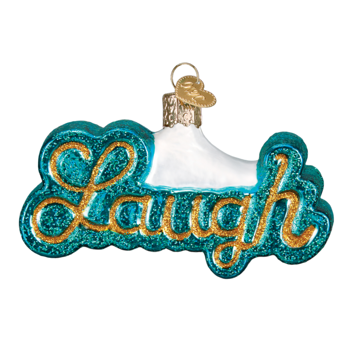 Laugh 36212 Old World Christmas Ornament