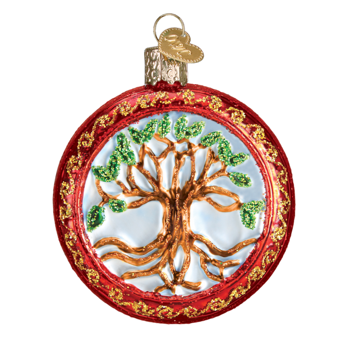 Tree of Life 36233 Old World Christmas Ornament