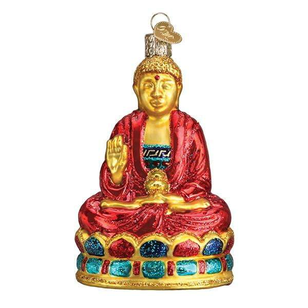 Buddha 36257 Old World Christmas Ornament