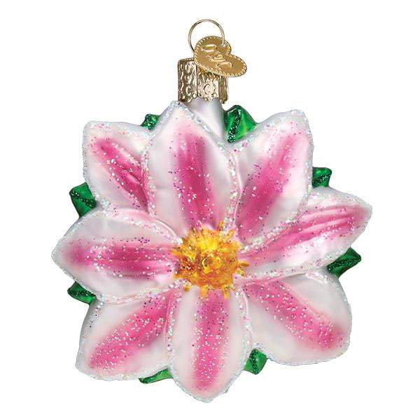 Clematis 36262 Old World Christmas Ornament