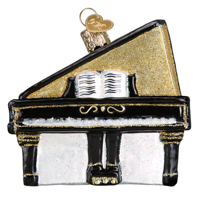 Baby Grand Piano 38050 Old World Christmas Ornament