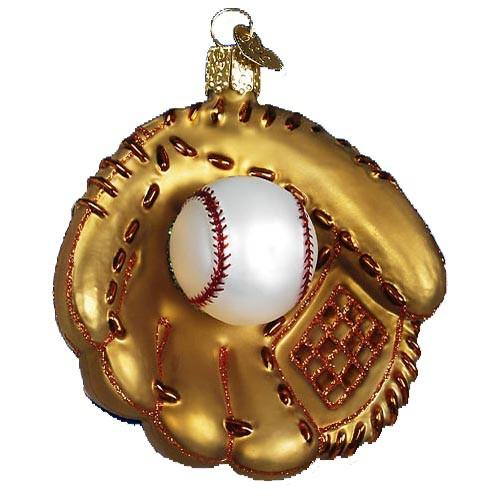Baseball Mitt 44027 Ornament Old World Christmas
