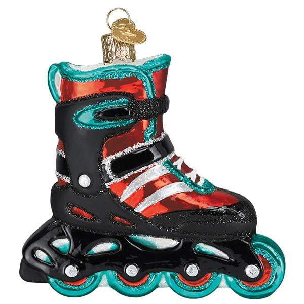 Inline Skate 44142 Old World Christmas Ornament