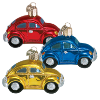 Buggy 46002 Old World Christmas Ornament Assorted