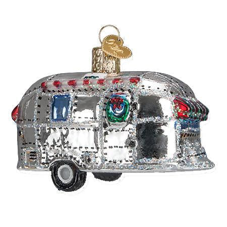 Vintage Trailer 46053 Old World Christmas Ornamenty
