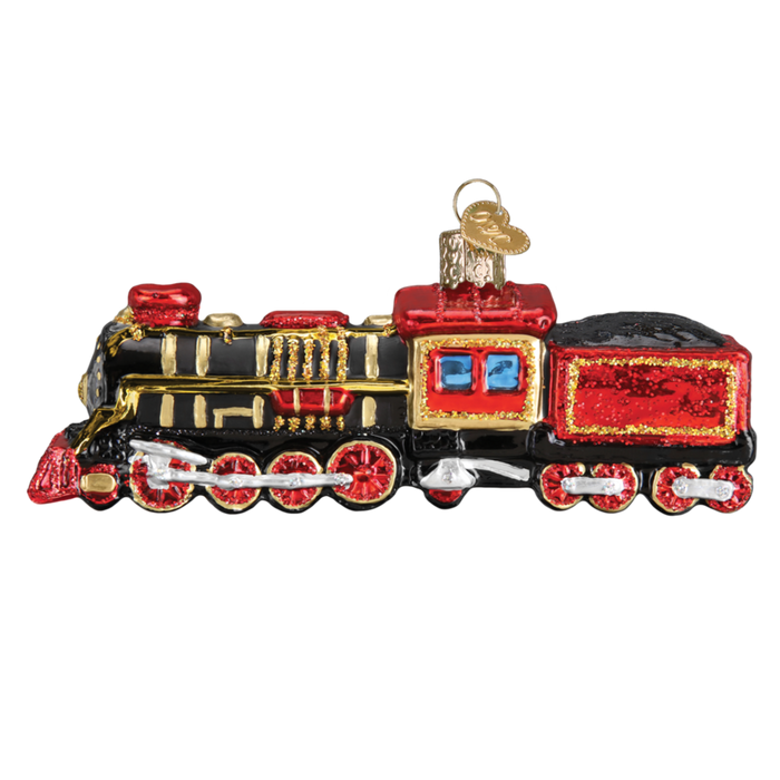 Train 46080 Old World Christmas Ornament