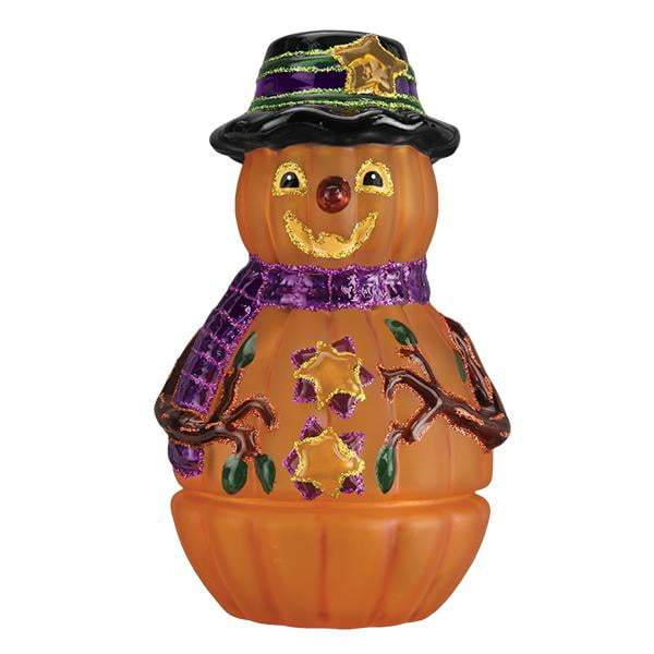 Mr. Jack O'Lantern Candle Light 53004 Old World Christmas