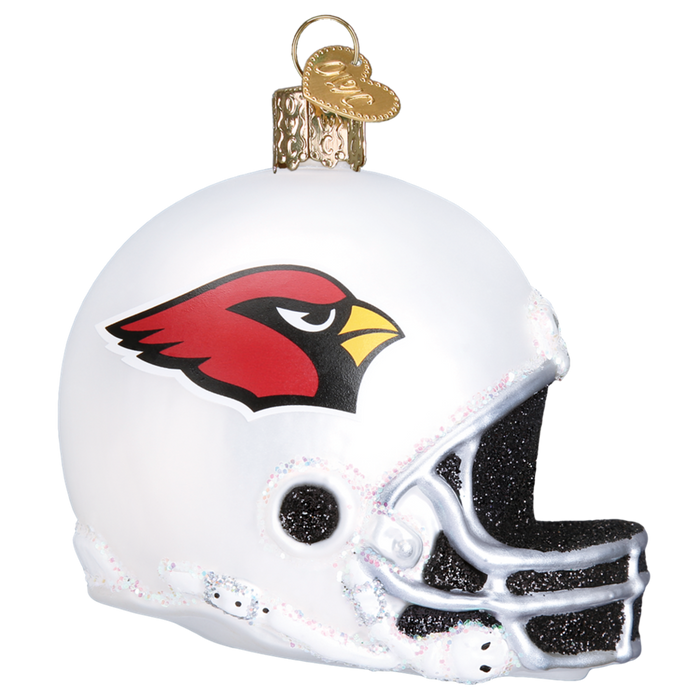 Arizona Cardinals Helmet 70117 Old World Christmas Ornament