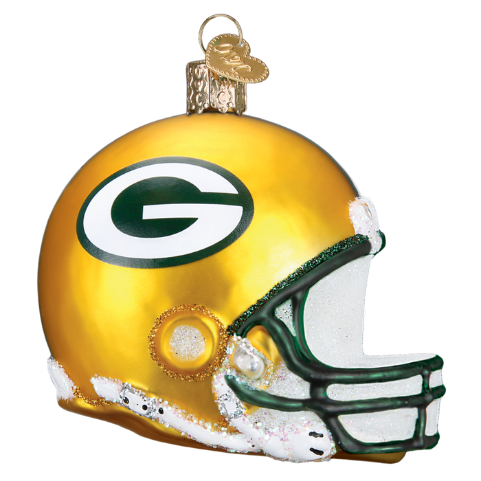 Green Bay Packers Helmet 71217 Old World Christmas Ornament