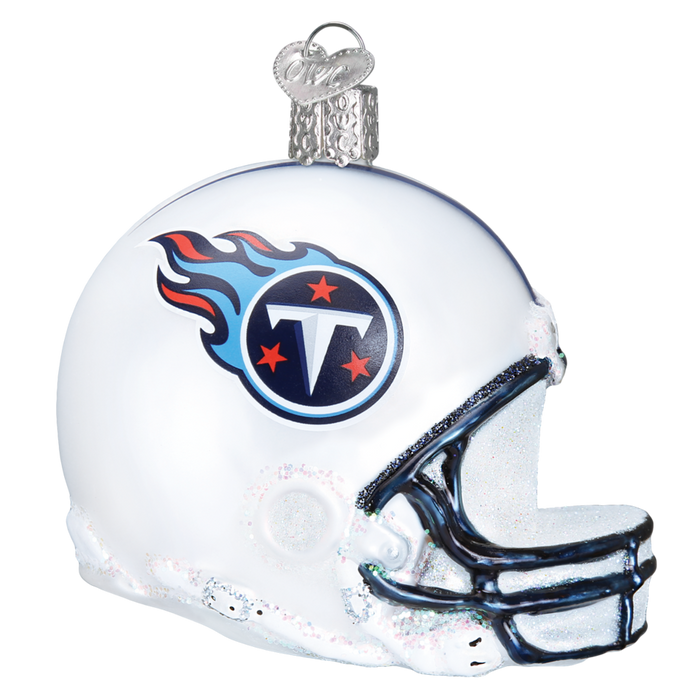 Tennessee Titans Helmet 73117 Old World Christmas Ornament
