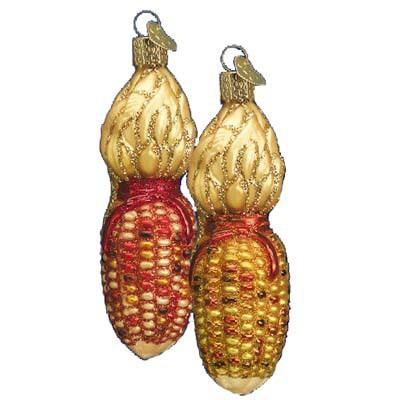 Harvest Corn 28040 Old World Christmas Ornament