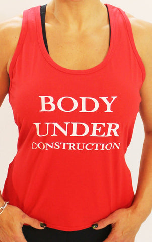 Michele- Body Under Construction - LaMeraSportswear