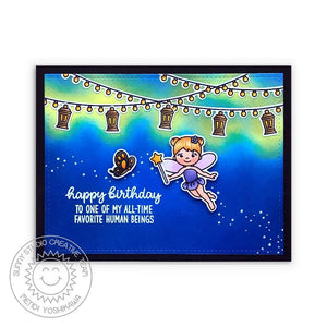 Sunny Studio Inside Greetings Sympathy, Birthday, Christmas & Holiday