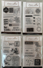 Load image into Gallery viewer, BUNDLE 23- Teresa Collins 4 Stamp Set