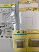 Load image into Gallery viewer, BUNDLE 6- Jillibean Soup Shaker Stamps/Cards/Cups Combos