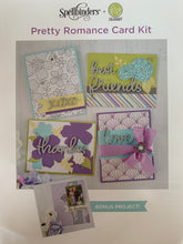Load image into Gallery viewer, BUNDLE 15- Spellbinders/Fun Stampers Journey Card Class Kit Bundles