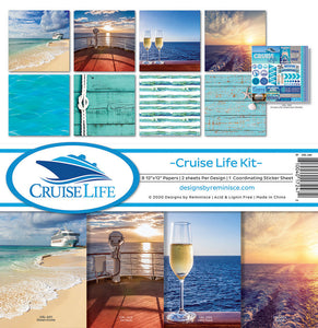 Reminisce Cruise Life Kit Collection