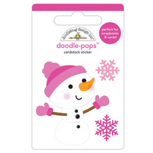 Load image into Gallery viewer, Doodle-Pops Doodlebug Christmas- Cookies, Crystal Snowman, Stocking Stuffers, I Love Santa