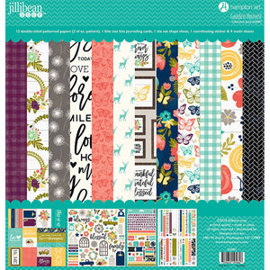 Jillibean Soup GARDEN HARVEST 12 x 12 Collection Pack