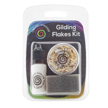 Load image into Gallery viewer, Cosmic Shimmer Gilding Flakes Starter Kit