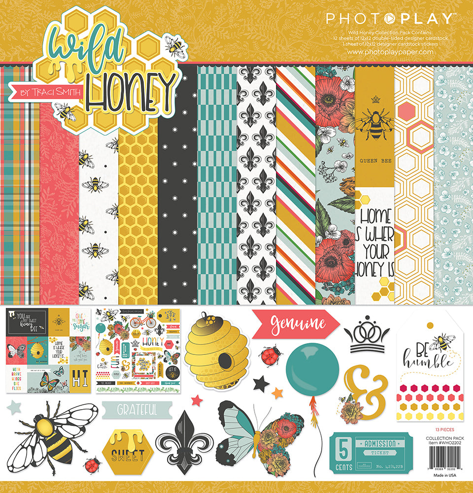 Photoplay WILD HONEY Collection Pack