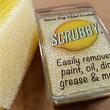 Load image into Gallery viewer, Scrubby Hand Soap