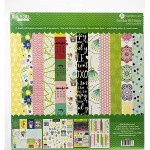Jillibean Soup YOU MAKE MISO HAPPY 12 x 12 Collection Pack