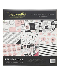 BUNDLE 31- TERESA COLLINS 12x12 Paper Collections $10