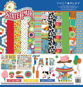 Photoplay State Fair 12x12 Collection Kit