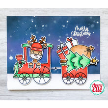 Load image into Gallery viewer, Avery Elle Christmas Train Stamp and Die