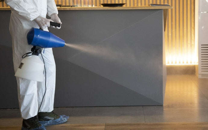 What is a Disinfectant Fogging Service?