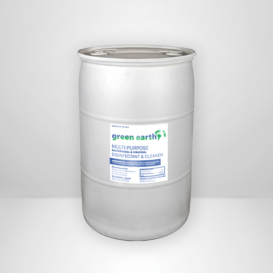 55 gallon barrel of Green Earth Electro-Biocide™