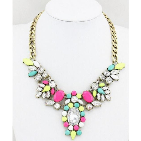 Purity Pink - Necklace