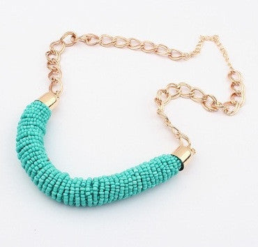 Canyon - Necklace Blue