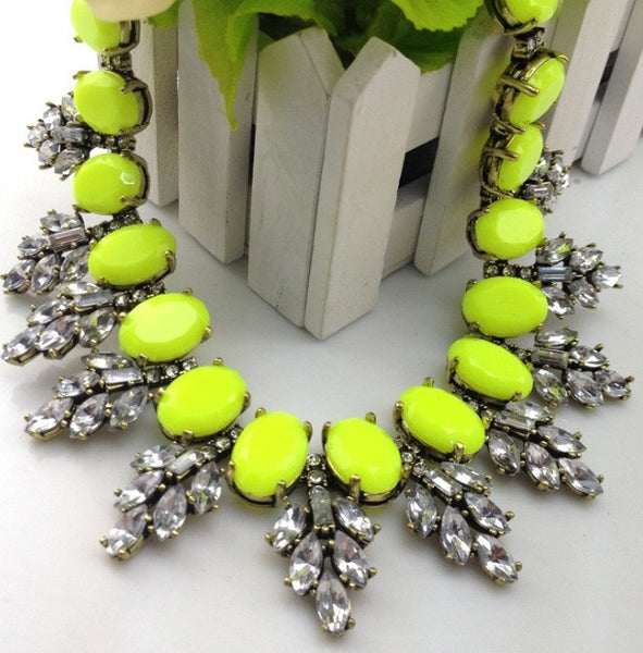 Limoncello  -Necklace Coming soon