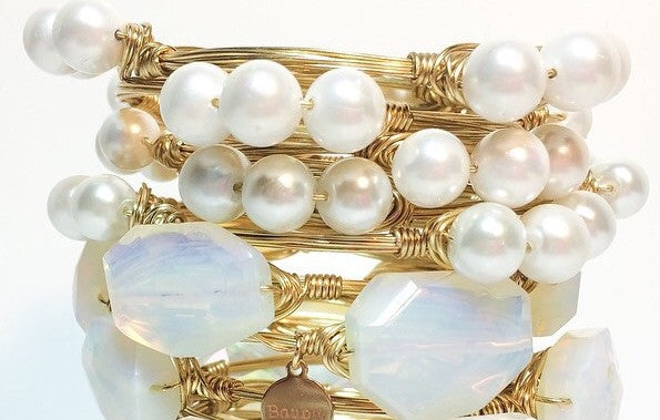 Ivory Pearl Stack