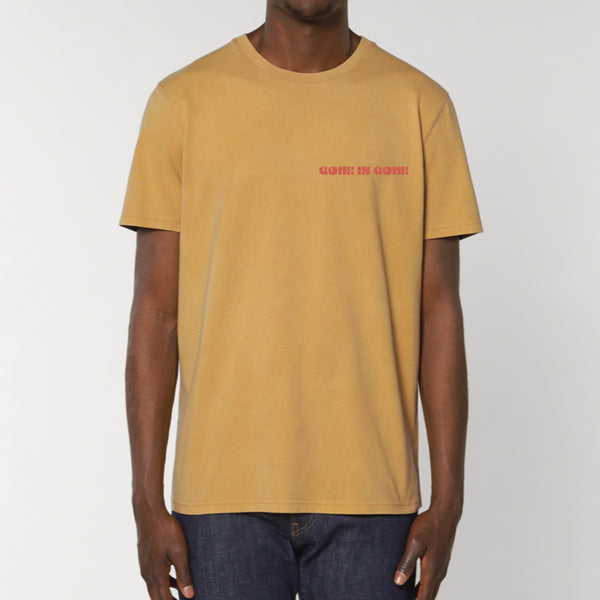 Gone Is Gone - Yellow T-Shirt