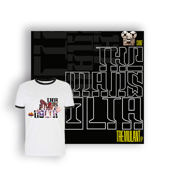 The Mars Volta - Tremulant EP - LP + T-Shirt