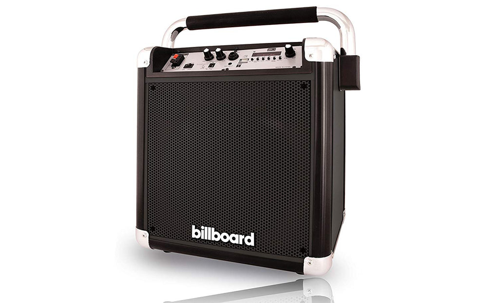 Billboard Thunder Powered Speaker - Black