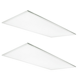 2 x 4 LED Light Fixture with 90 Minute Emergency Backup | Light Fixtures