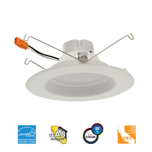 6 in. LED Downlight 18W 1260 lumens - 4000K | Led Downlight
