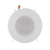 6 in. LED Downlight 12W 840 lumens - 2700K - Energy Star - JA8 -CEC