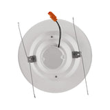 6 in. LED Downlight 18W 1260 lumens - 3000K - Energy Star - JA8 -CEC